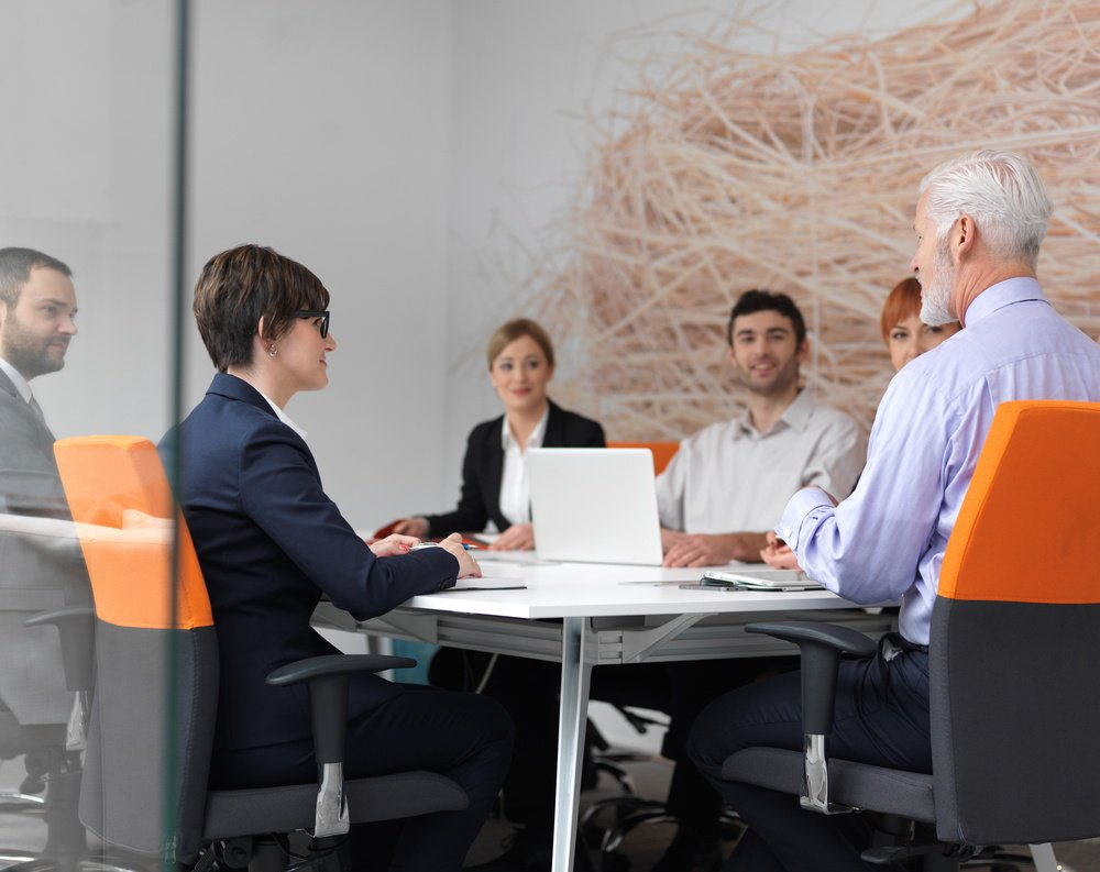 avoid distractions with productive meetings