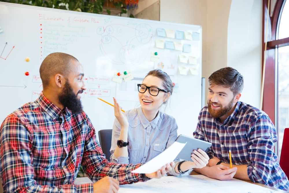 Engaged employees make sure things get done