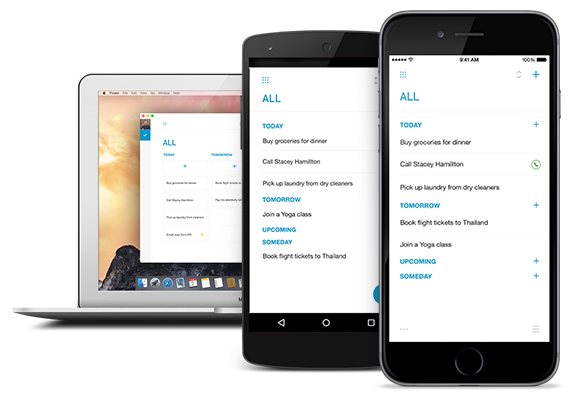 Any.do is a checklist software with a unique Moments feature on mobile platforms.